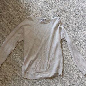 Zara girl's sweater